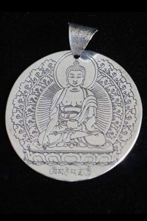 Buddha pendant WS_PBSH2