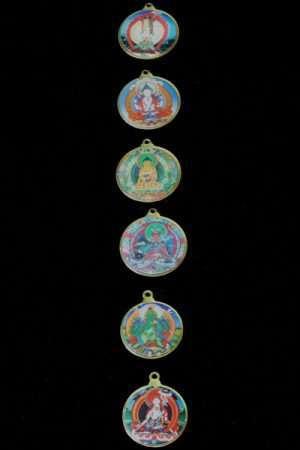 Bodhisattva pendant WS_BPV1