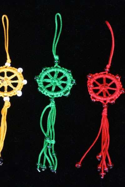 Dharmachakra hanging WS_DCKR1