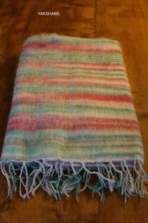Yak wool shawl WS_SHA4