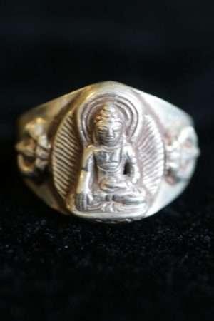 Buddha ring SRB1