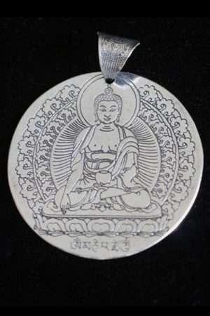 Buddha pendant PBSH2