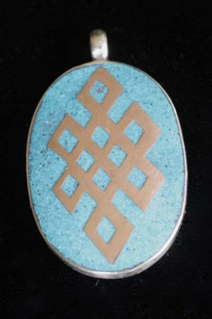 Eight signs pendant WS_PES1