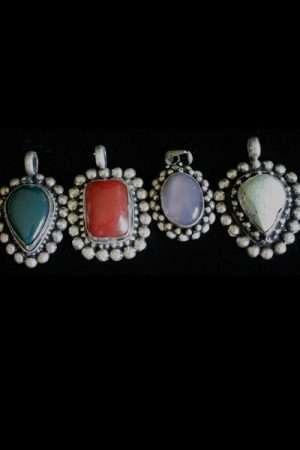 One stone pendant WS_PSTO1