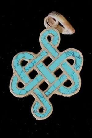 Endless knot pendant WS_SEK1