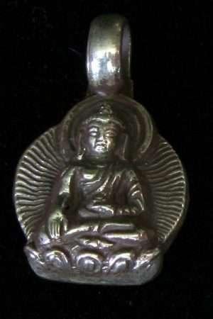 Small Buddha pendant WS_SPBH1